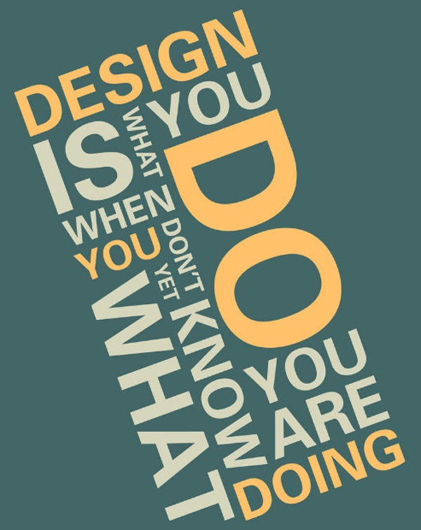 Inspirational Design Quote 2 Picture Quote #1