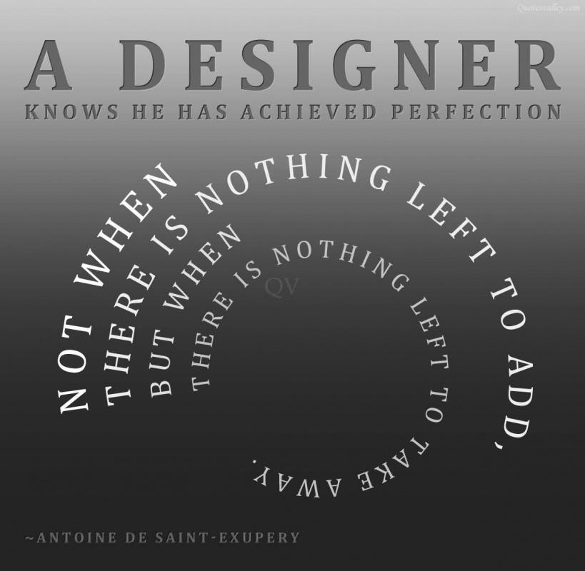 Design Quote 3 Picture Quote #1