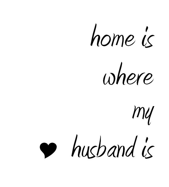 Sweet Love Quote For Husband 1 Picture Quote #1