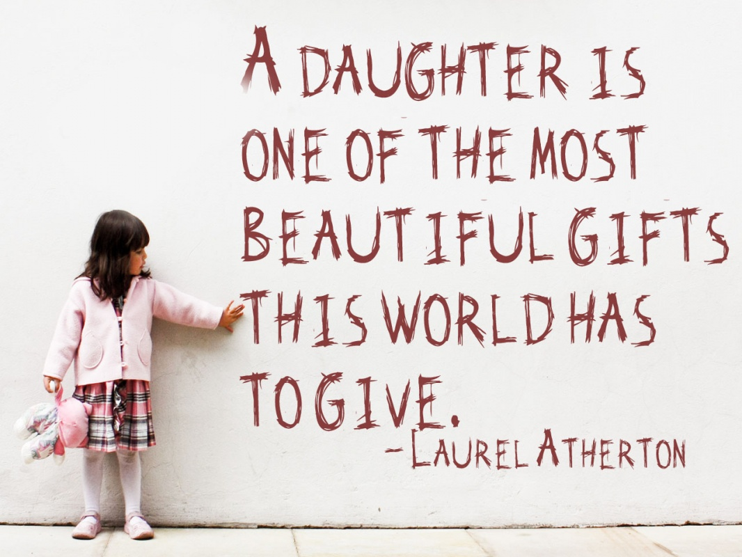 Daughter Quote 2 Picture Quote #1