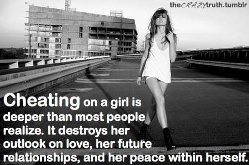 Cheating Quote 4 Picture Quote #1