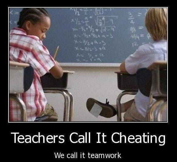 Cheating Quote Funny 1 Picture Quote #1