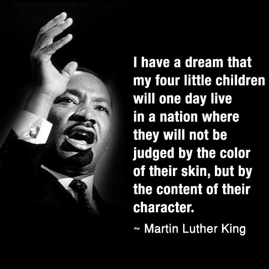 I Have A Dream Martin Luther King Jr Quote 1 Picture Quote #1