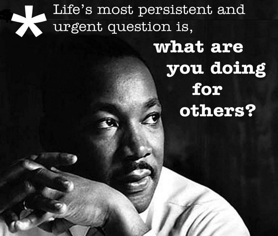 Martin Luther King Jr Quote 5 Picture Quote #1