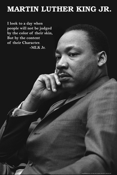 Martin Luther King Jr Quote 6 Picture Quote #1