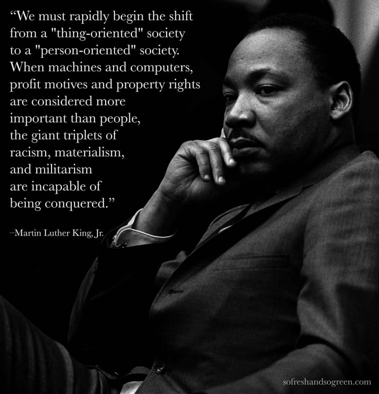 Martin Luther King Jr Quote 7 Picture Quote #1