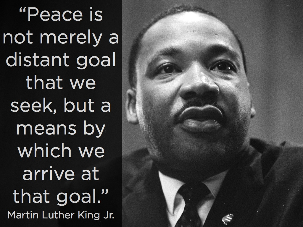Martin Luther King Jr Quote 8 Picture Quote #1