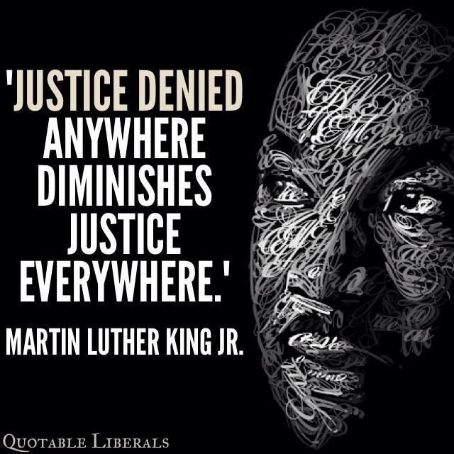 Justice Quote Martin Luther King Jr 1 Picture Quote #1