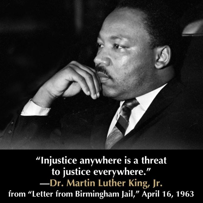 Justice Quote Martin Luther King Jr 1 Picture Quote #2