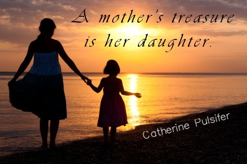 Mother Daughter Quote 2 Picture Quote #1