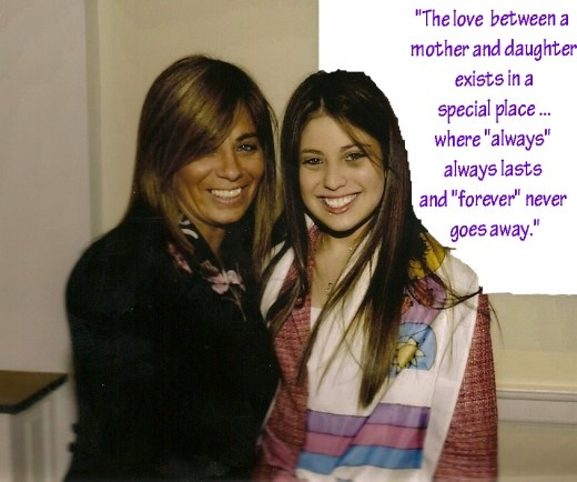 Special Mother Daughter Bond Quote 2 Picture Quote #1