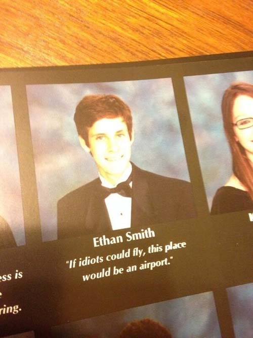 Senior Quote 3 Picture Quote #1