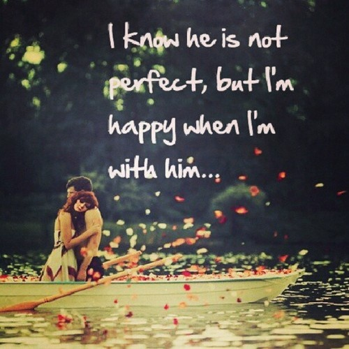 Cute Love Quote For Him 1 Picture Quote #1