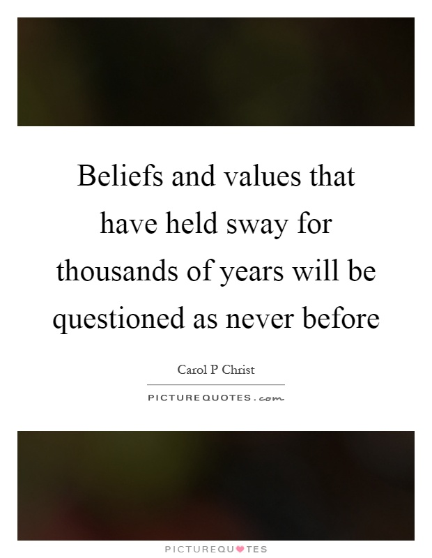 my beliefs and values Beliefs are basically assumptions that we make about the world and our values stem from those beliefs our values are things that we deem important and can include concepts like ' equality, honesty, education, effort, perseverance, loyalty, faithfulness, conservation of the environment and many, many other concepts.
