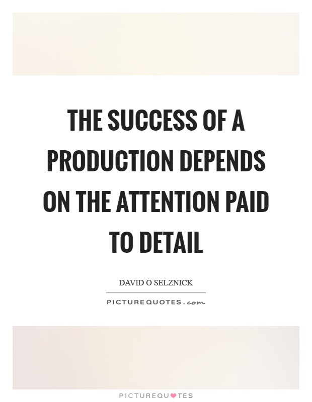 Production Quotes Production Sayings Production Picture Quotes