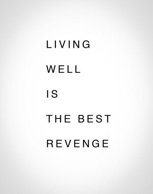 Revenge Quote 1 Picture Quote #1