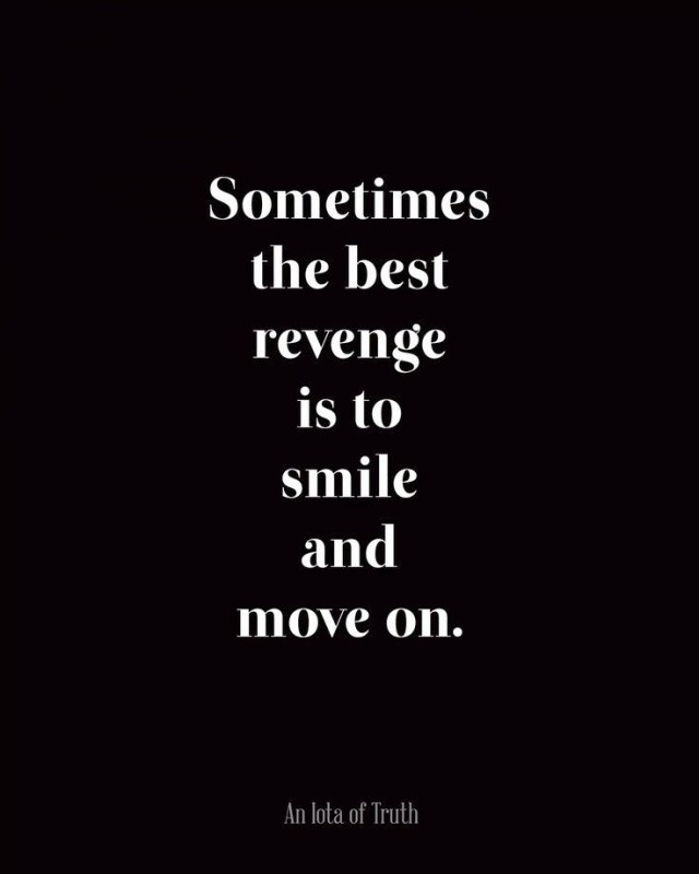 Revenge Quote 2 Picture Quote #1