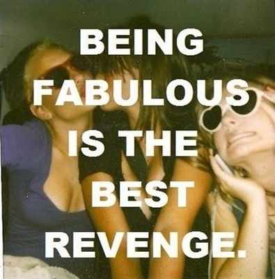 Sweet Revenge Quote 1 Picture Quote #1