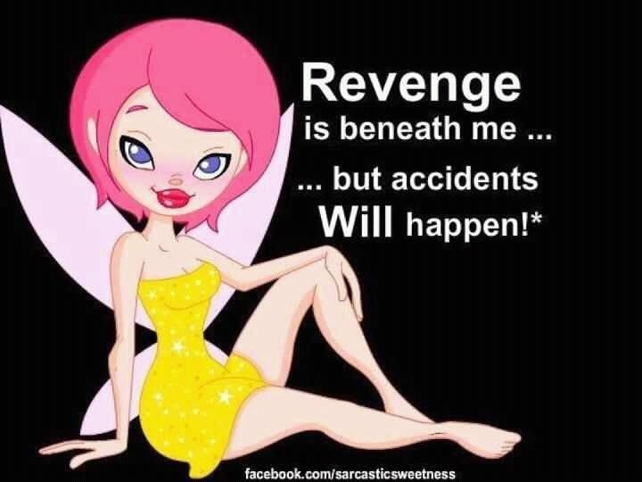 No Revenge Quote 1 Picture Quote #1