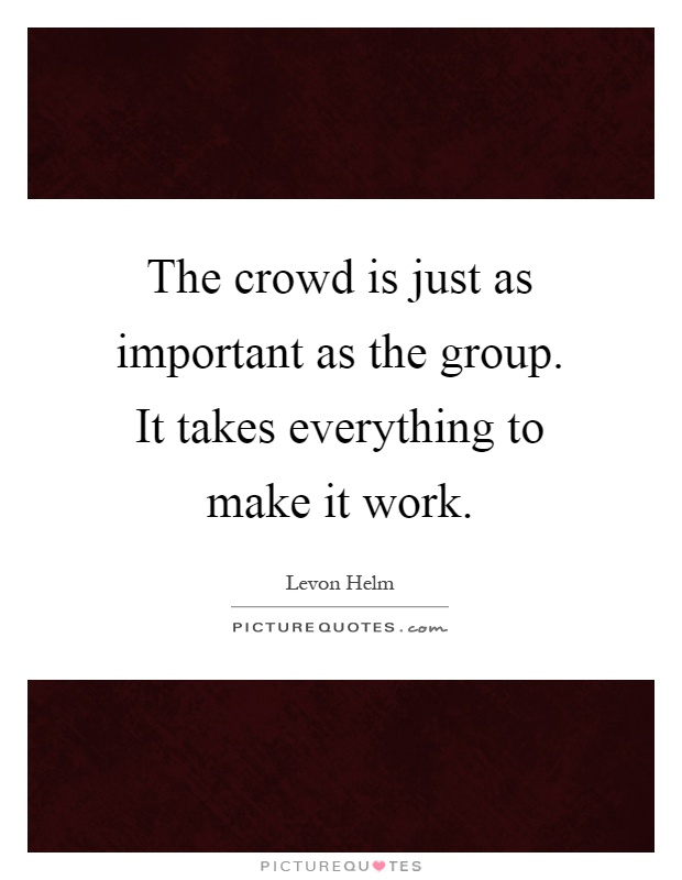 importance of group work Group work is a form of voluntary association of members benefiting from cooperative learning, that enhances the total output of the activity than when done individually it aims to cater for individual differences, develop skills.