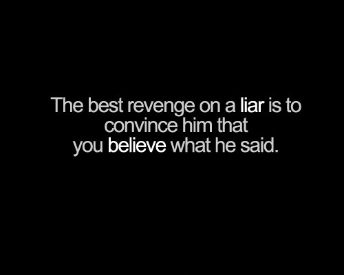 Revenge Quote 8 Picture Quote #1
