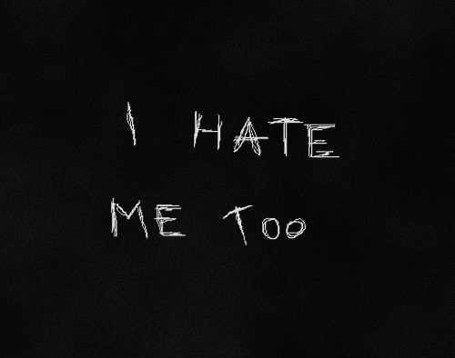 Self Hate Quote Quote Number 60 Picture Quotes Inspiration Self Hate Quotes