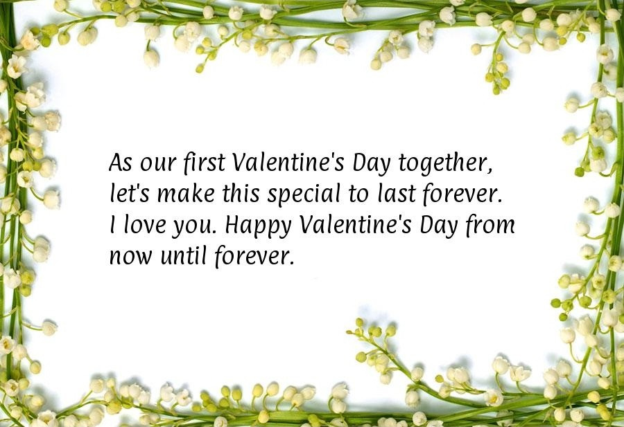 Cute Valentines Quote For Him 2 Picture Quote #1