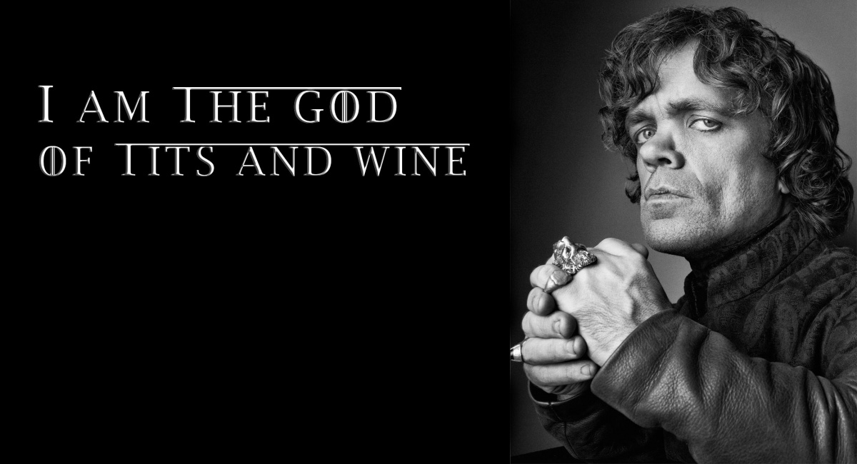 Game Of Thrones Tyrion Quote 1 Picture Quote #1
