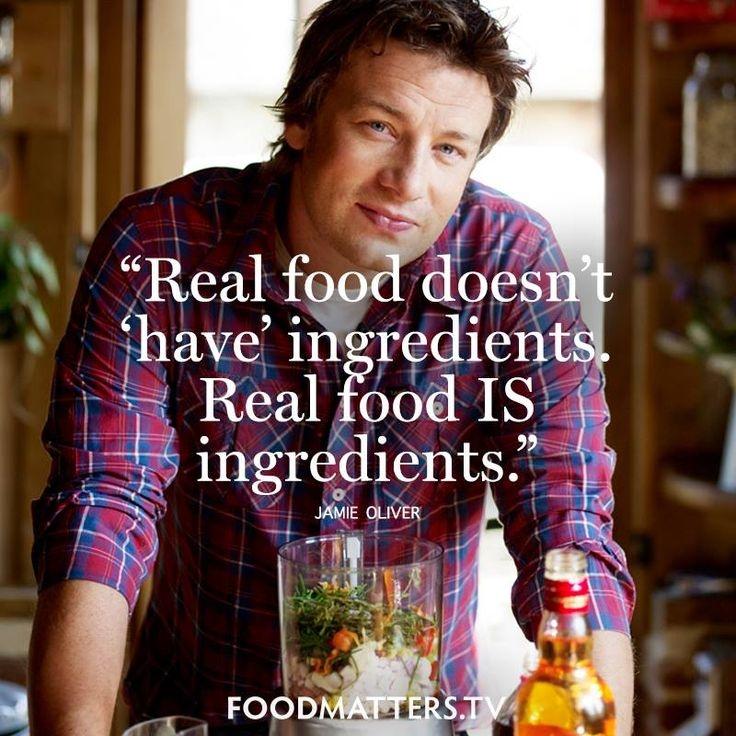 Jamie Oliver Food Quote 1 Picture Quote #1