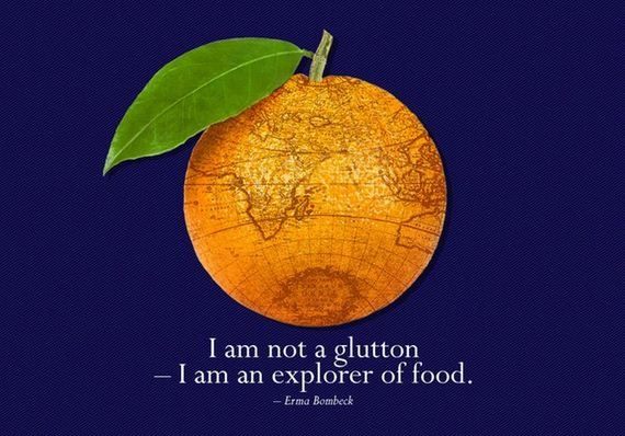 Great Food Quote 1 Picture Quote #1
