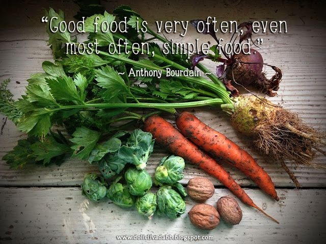 Food Quote 12 Picture Quote #1