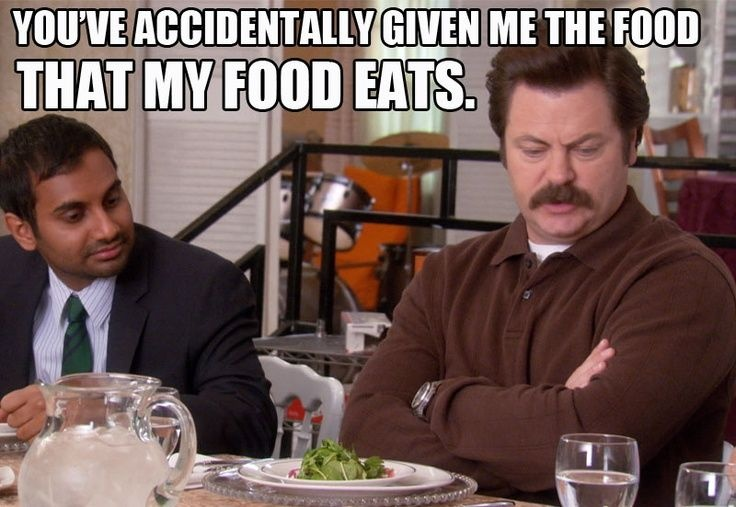 Best Food Quote Funny 1 Picture Quote #1