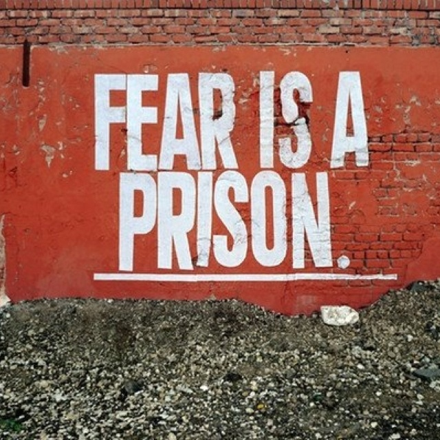 Fear Quote 1 Picture Quote #1