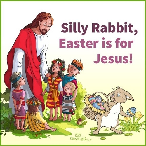 Funny Easter Quote Jesus 1 Picture Quote #1