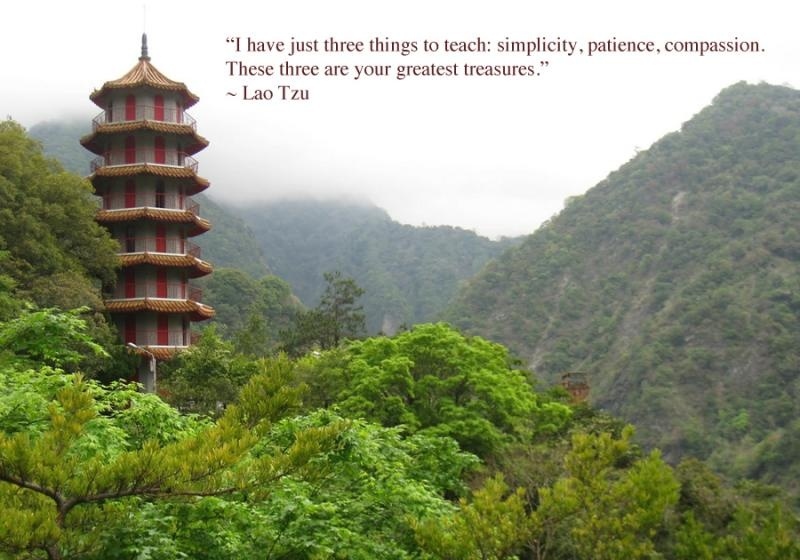 Lao Tzu Quote 2 Picture Quote #1