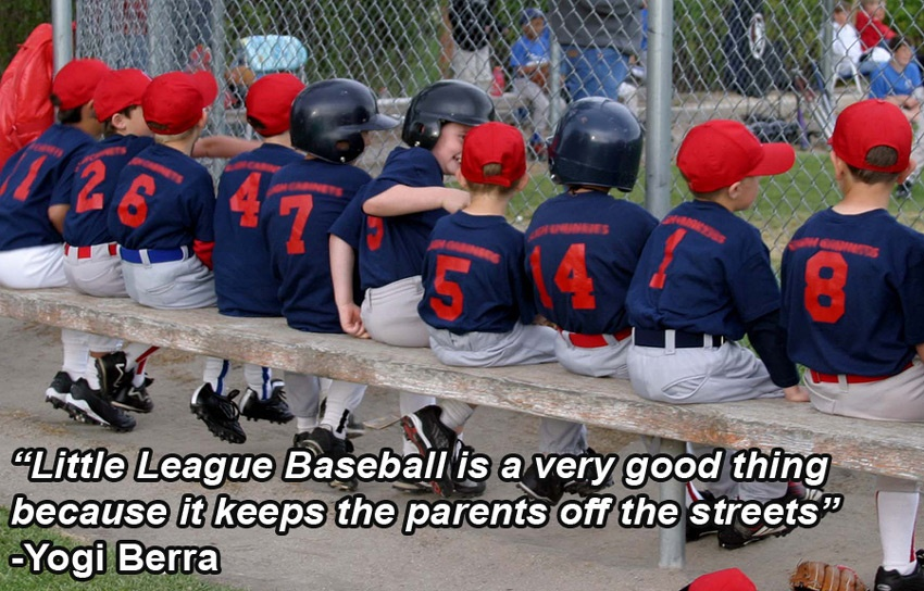 Funny Baseball Quote 2 Picture Quote #1