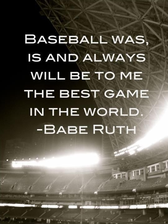 Baseball Quote Babe Ruth 2 Picture Quote #1