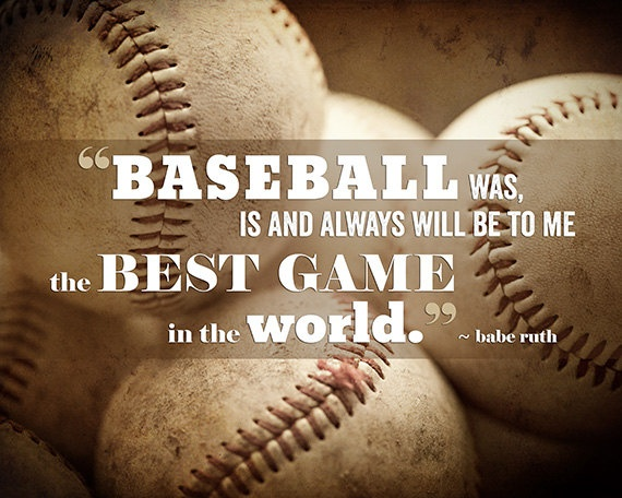 Baseball Quote Babe Ruth 2 Picture Quote #2