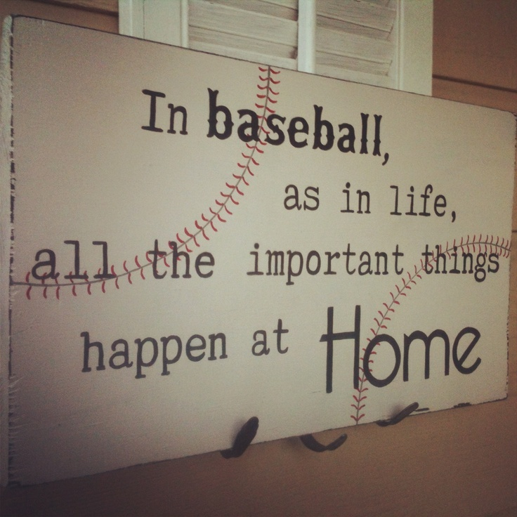 Best Baseball Quote 1 Picture Quote #1