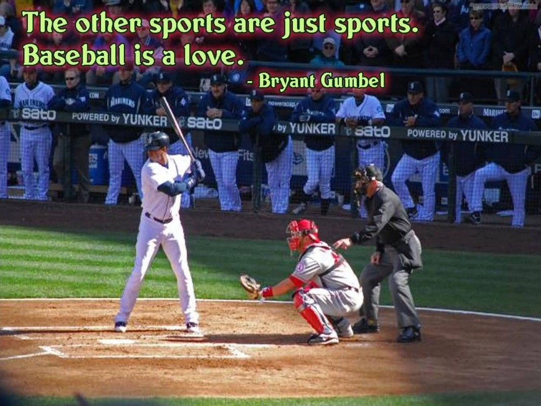 Best Baseball Quote 2 Picture Quote #1