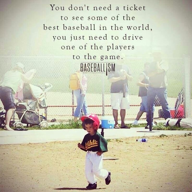 Baseball Quote 6 Picture Quote #1