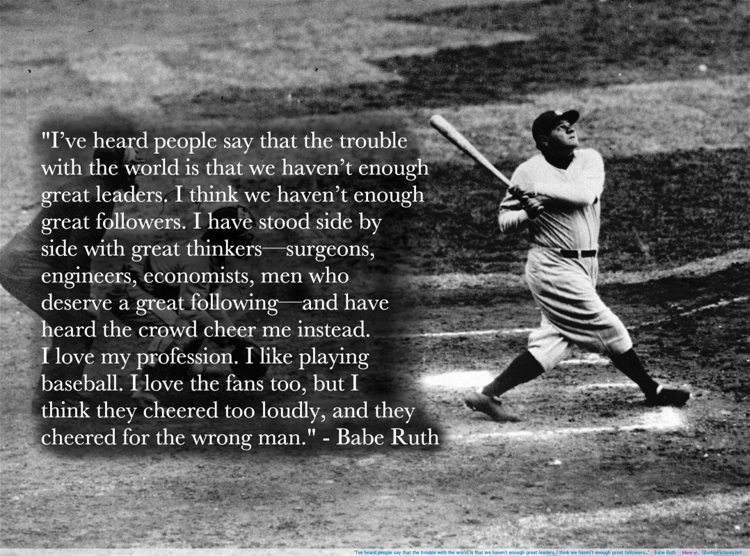 Baseball Quote 11 Picture Quote #1