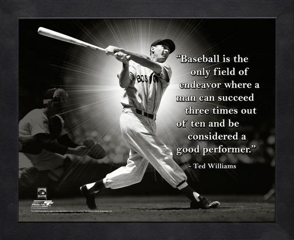Baseball Quote 12 Picture Quote #1