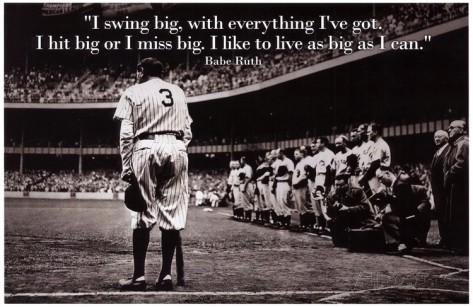 Baseball Quote 13 Picture Quote #1