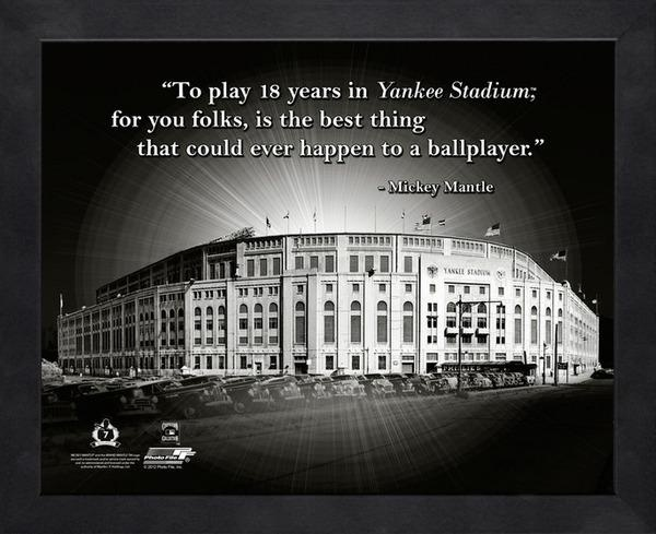 Mickey Mantle Baseball Quote 2 Picture Quote #1