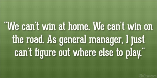 Famous Baseball Quote Tommy Lasorda 1 Picture Quote #1