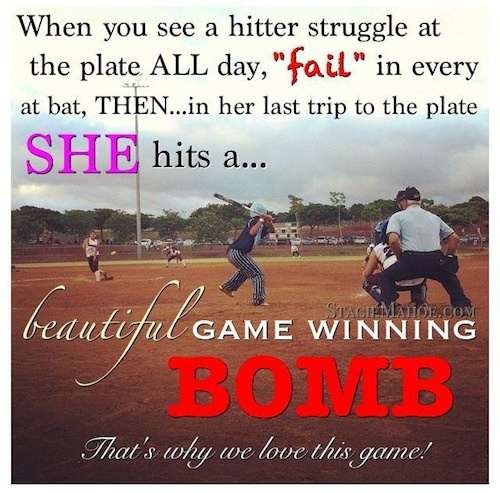 Baseball Quote 16 Picture Quote #1