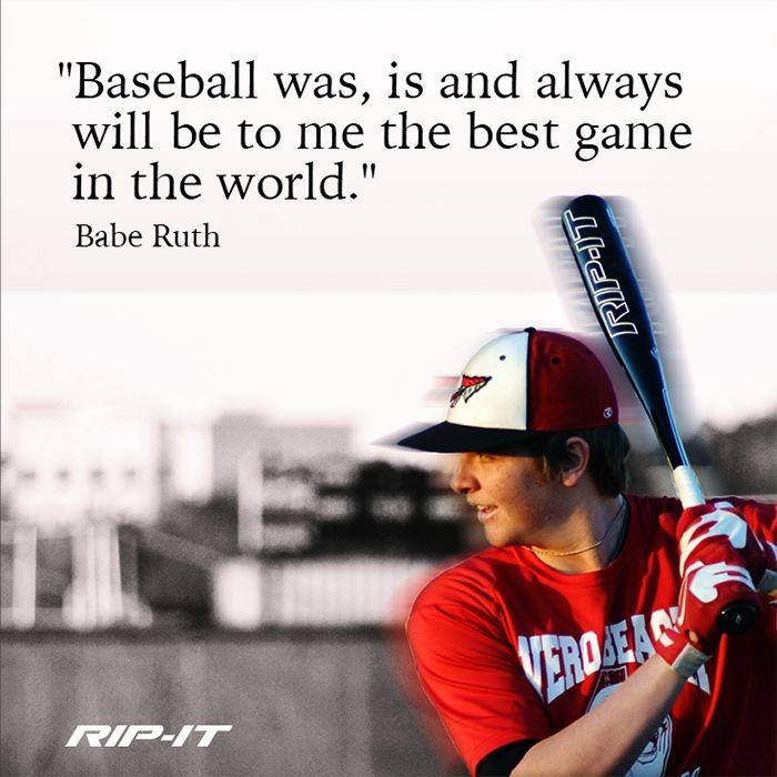 Baseball Quote 17 Picture Quote #1