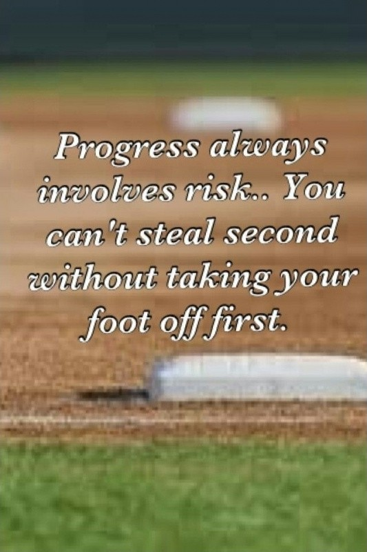 Baseball Quote 22 Picture Quote #1