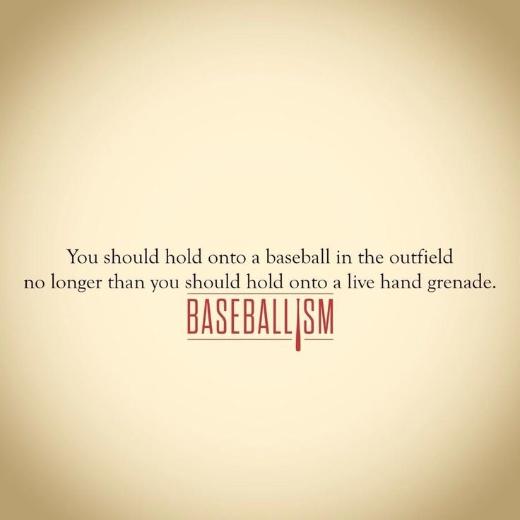 Baseball Quote 23 Picture Quote #1